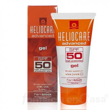 HELIOCARE ADVANCED GEL SPF 50 200ML