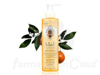 ROGER GALLET BOIS D ORANGE LECHE CORPORAL TONIFICANTE 200ML