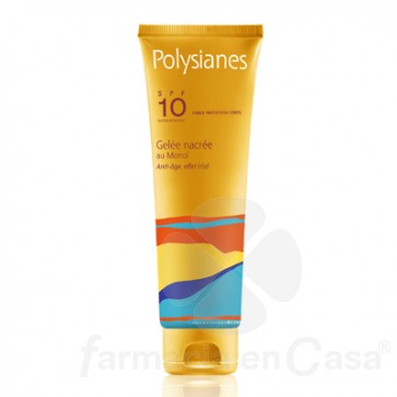 KLORANE POLYSIANES SPF 10 GEL-CREMA 125ML
