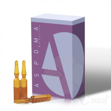 ASPOMA AMPOLLAS 5,5 ML 14 AMP