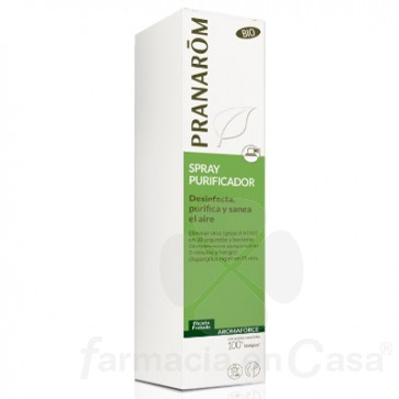 PRANAROM AROMAFORCE SPRAY PURIFICADOR BIO 150ML