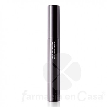RESPECTISSIME EXTENSION MÁSCARA PESTAÑAS NEGRA 8.4ML.ROCHE POSAY