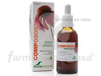 Soria Natural Composor 8 echina complex 50ml
