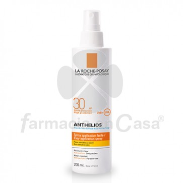 La Roche Posay Anthelios spf 30 spray 200 ml.