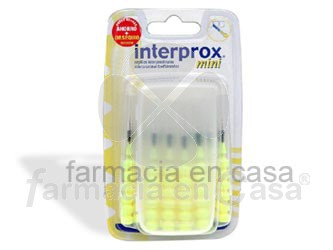 Interprox mini cepillo interproximal 14uds
