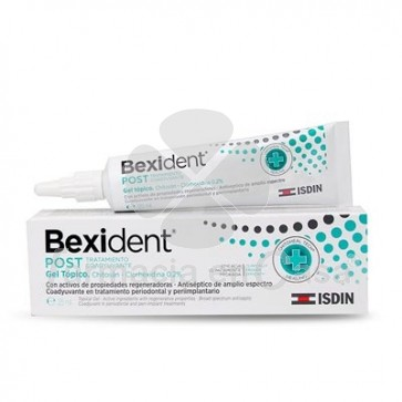 Bexident Post Tratamiento Coadyuvante Gel Topico 25ml