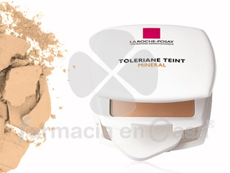 TOLERIANE TEINT MINERAL MAQ COMPACT BEIGE SABLE SPF25 N13.R POSAY