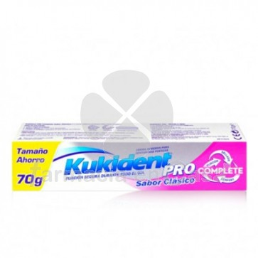 Kukident Complete Pro Clasico 70gr