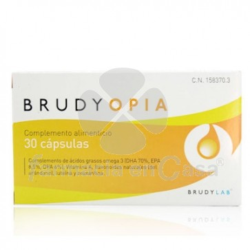 Brudy Technology Brudy Opia 30 Capsulas