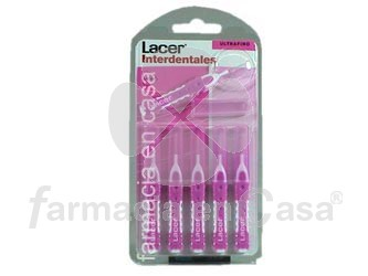 Lacer Cepillo interdental ultrafino 6uds