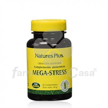 Nature's Plus Nature Plus Mega Stress 30comp