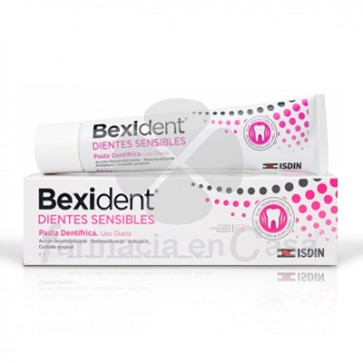Bexident Pasta dental dientes sensibles 75ml