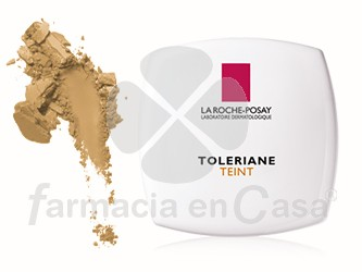 TOLERIANE TEINT MINERAL MAQ COMPACTO BEIGE ROSE SPF25 N14.R POSAY