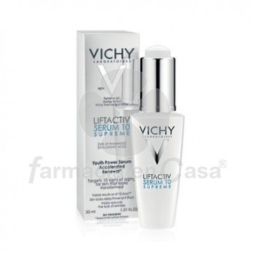 Vichy Liftactiv serum 10 antiarrugas y firmeza 50 ml