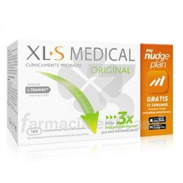 XLS Medical Original 180 Comprimidos