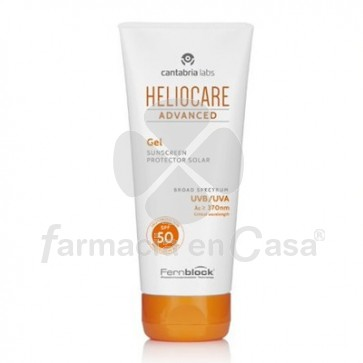 Heliocare Advanced Gel Proteccion Extrema Spf 50+ 50ml