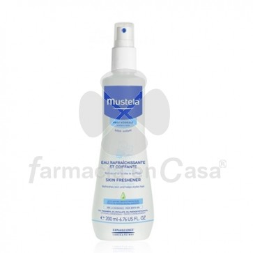 Mustela Agua Colonia Sin Alcohol 200 ml