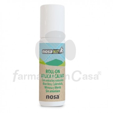 Nosa Kit Roll-On Aplica y Calma la Picadura 15ml