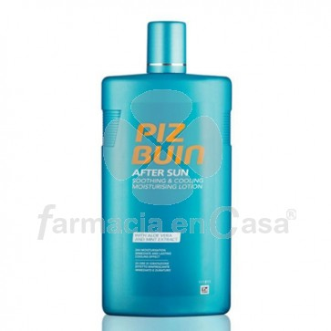Piz Buin After sun loción hidratante calmante refresc 400ml