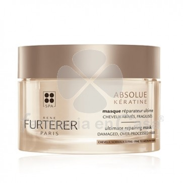 Rene Furterer Absolue Keratine Mascarilla Cabello Fino 200ml
