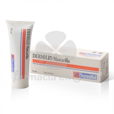 Dermilid Mascarilla facial 50 ml