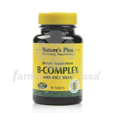Nature's Plus Nature plus b-complex 90comp