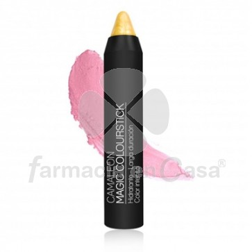 Camaleon Magic Colourstick Barra de Labios Color Amarillo 4gr