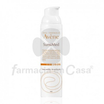 Avene Solar Sunsi Med crema piel hipersensible al sol 80ml