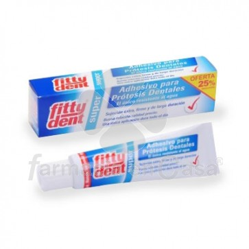 PHB Fittydent Super Adhesivo Protesis Dental 40gr