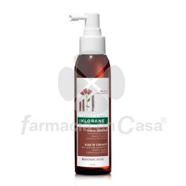 Klorane Forte keratine concentrado anticaída spray 125ml