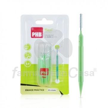 PHB Cepillo interdental extrafino 20 uds