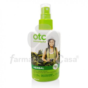 OTC Antimosquitos herbal spray repelente insectos 100ml