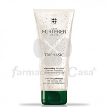 Rene Furterer Triphasic champú estimulador anticaída 250ml