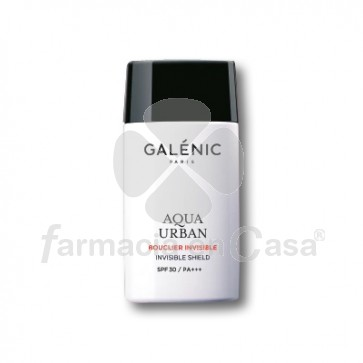 Galenic Aqua urban fluido invisible contaminacion spf 30 40ml