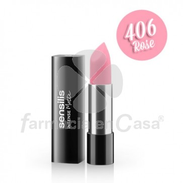 Sensilis Intense mate barra de labios 406 rose impulse 3,5ml