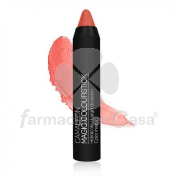 Camaleon Magic Colourstick Barra de Labios Color Melocoton 4gr