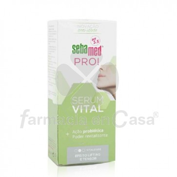 Sebamed Pro Serum Vital Efecto Lifting y Tensor 30ml