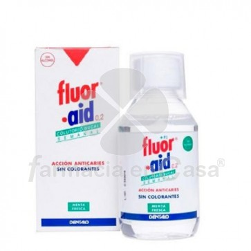 Dentaid Fluor Aid 0,2 colutorio 150ml
