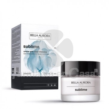 Bella Aurora Sublime Crema Anti-Edad Intensiva Dia Spf20 50ml