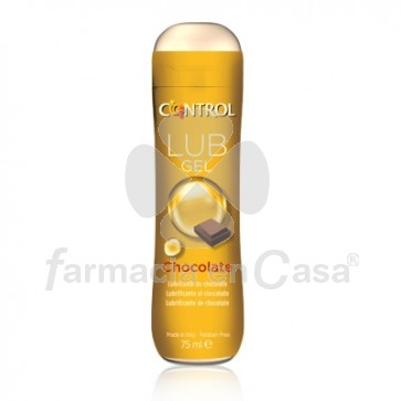 Control Lub Gel Lubricante Chocolate 75ml