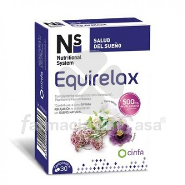 Nutritional System Equirelax 30 Comprimidos