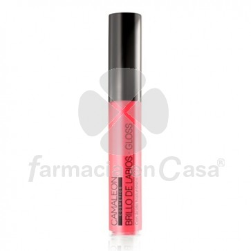Camaleon Magic Gloss Brillo de Labios Permanente Rosa 9ml