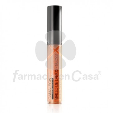 Camaleon Metallic Gloss Brillo de Labios Bronce 9ml