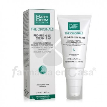 Martiderm The Originals Pro-Reg 15 Crema Regeneradora 50ml