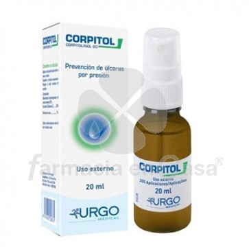 Corpitol 20 ml Gotas
