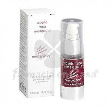 Rosa Mosqueta Aceite Energy Aloe 20ml