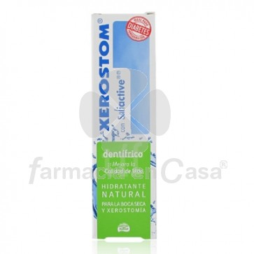 Xerostom Boca Seca Pasta Dental 50ml