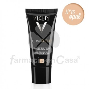 Vichy Dermablend Maquillaje Corrector 15 0pal 30ml