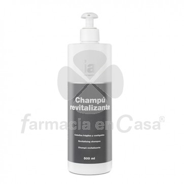 Interapothek Champu Revitalizante 500ml