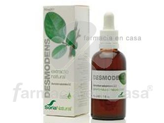 Soria Natural Desmodens extracto glicolico 50ml